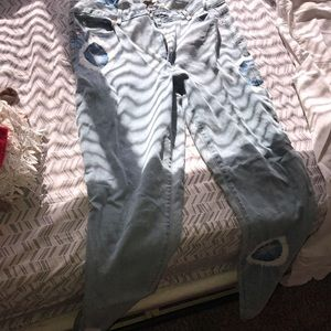 Rachel roy denim jeans